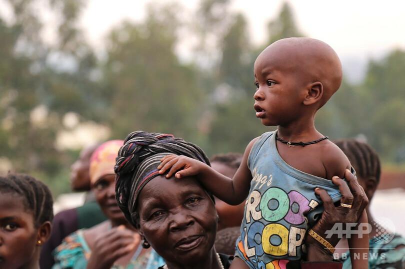 コンゴ民主共和国大統領、北東部の騒乱は「ジェノサイド未遂」 写真2枚 ...