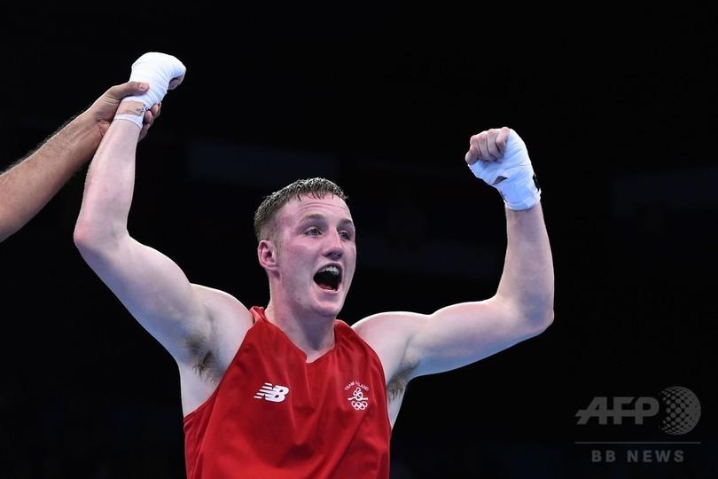 ボクシングのアイルランド代表、...