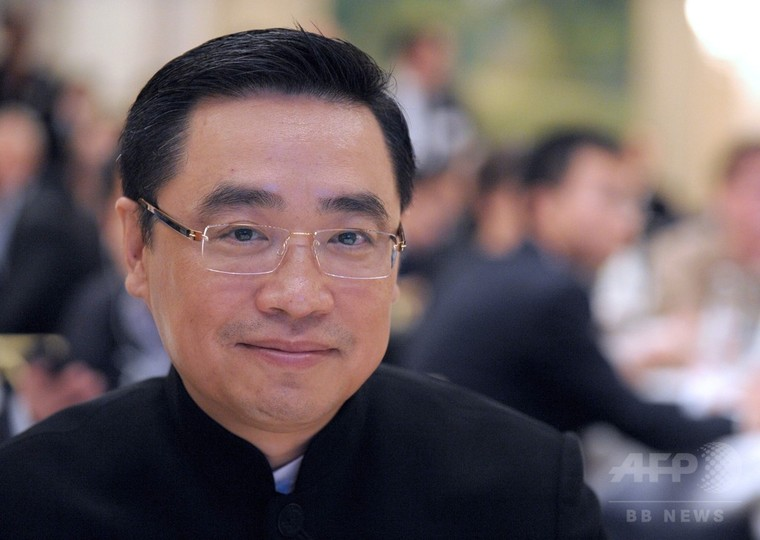 中国海航集団の会長、フランスで転落死 経営再建に打撃