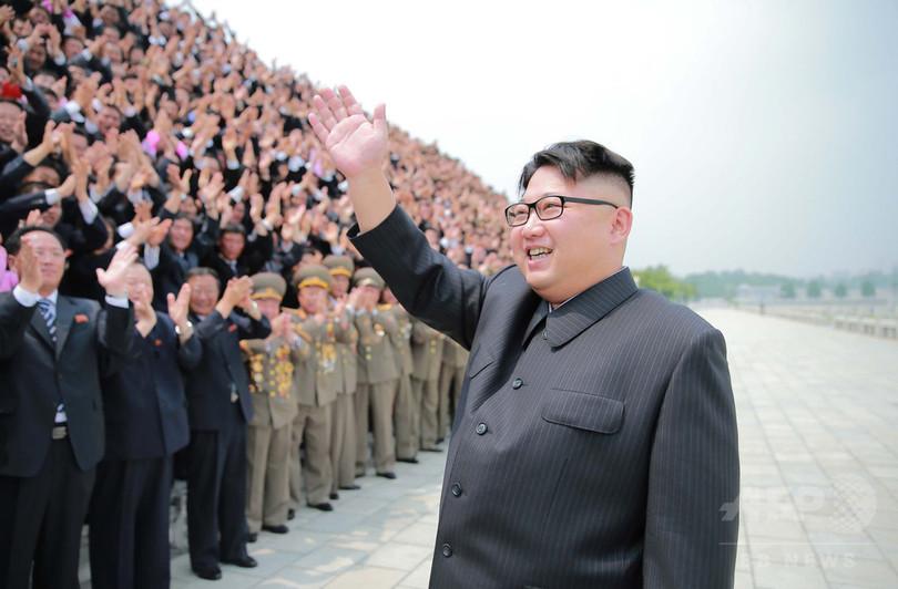 北朝鮮の金正恩氏ら11人を人権侵害で制裁対象に、米国