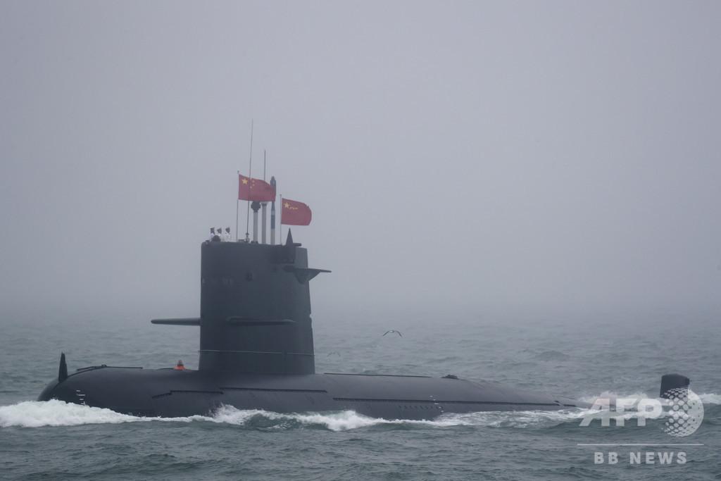 タイ、770億円での中国製潜水艦購入を延期 世論反発で