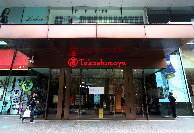 高島屋が中国から撤退、8月に上海店閉店