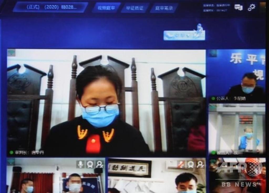 マスク販売うたい詐欺、主犯格に懲役13年 被害額1500万円超 中国