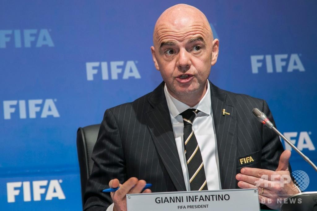 スーパーリーグの脅威に対する答えが「クラブW杯」、FIFA会長