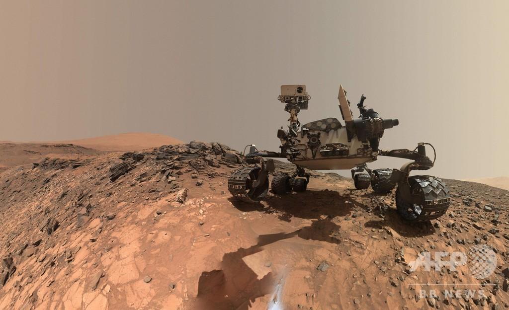 NASA、25年以内に火星有人探査へ 課題は山積み