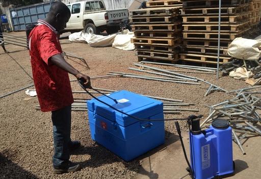ギニアで発生のエボラ出血熱、隣国シエラレオネにも拡大か