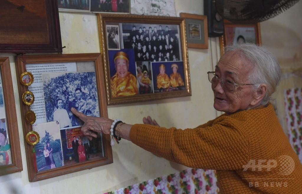 60年前に去った残留元日本兵の夫、愛を守り続けるベトナム人の妻