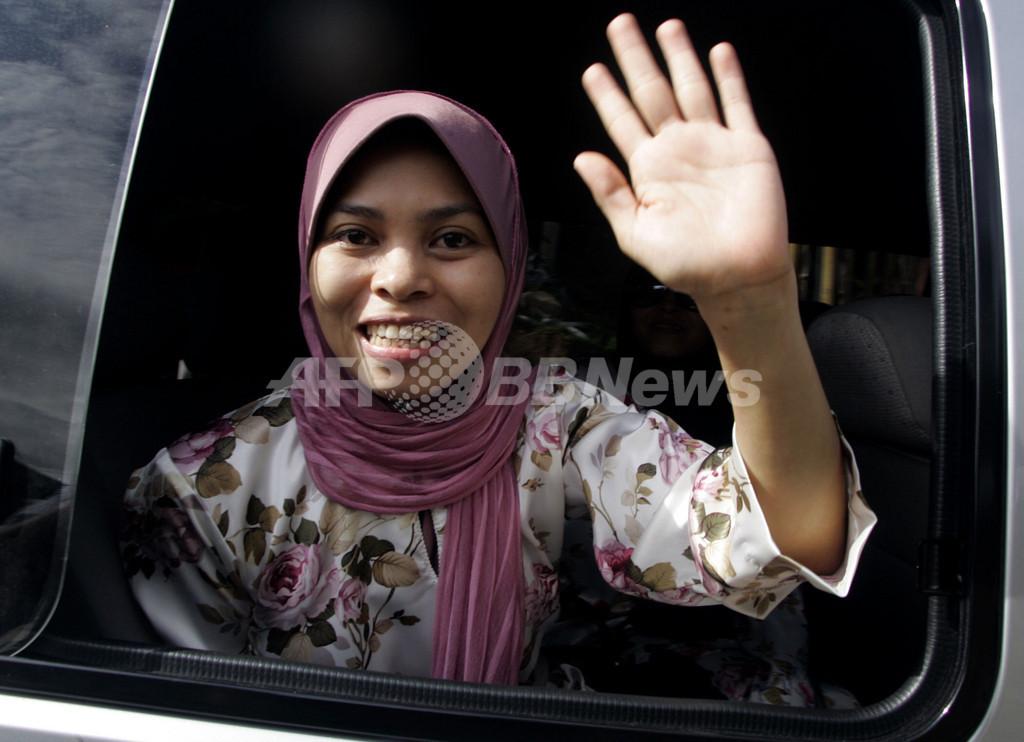 飲酒モデルのむち打ち刑、宗教裁判所が執行を決定 マレーシア