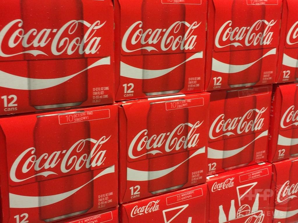 米コカ・コーラ、2030年までに包装材の100%リサイクル目指す