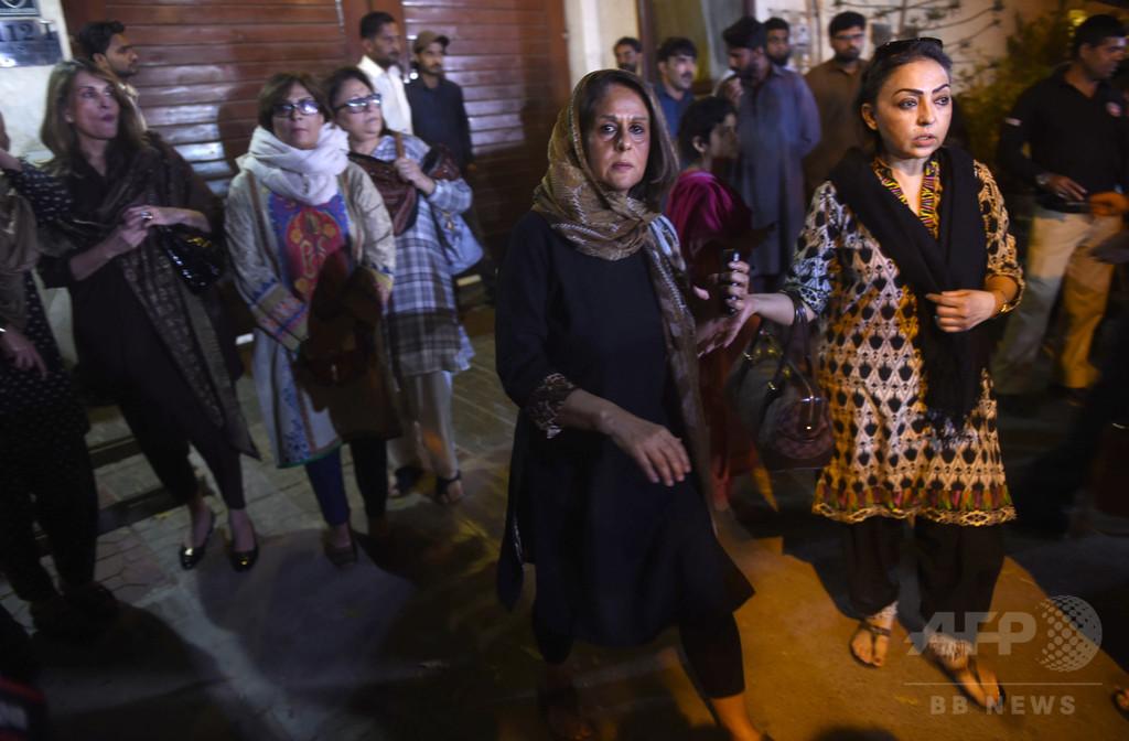 パキスタン航空機墜落、48人全員死亡 元国民的歌手も犠牲に