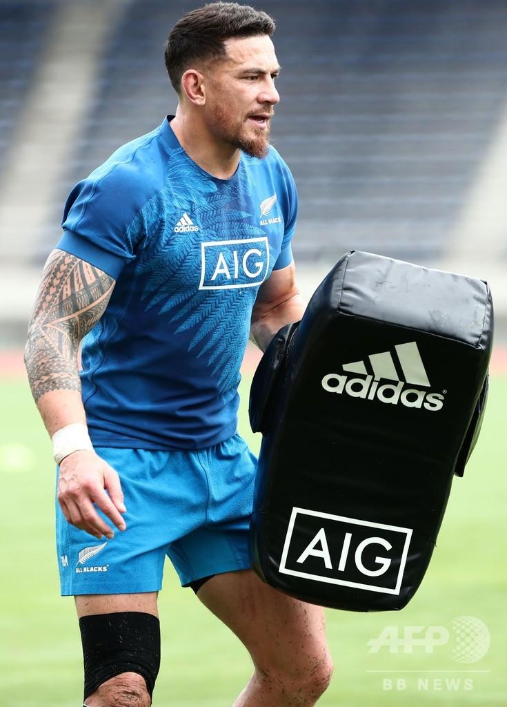 NZコーチがソニー・ビルのけがを否定、南アとの初戦に向け雨対策も