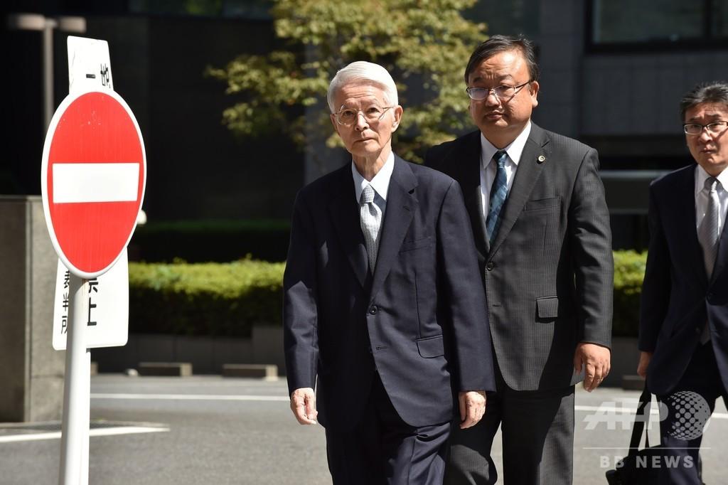 東電旧経営陣3人に無罪判決、福島第1原発事故
