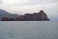 モロッコ北岸のスペイン飛び領土、世界最短級の国境