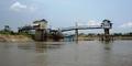 温暖化の影響か、アマゾン川の水位が過去40年で最低に ペルー
