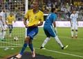 ブラジルがアルゼンチンに劇的勝利、ミランダが後半ATに決勝点