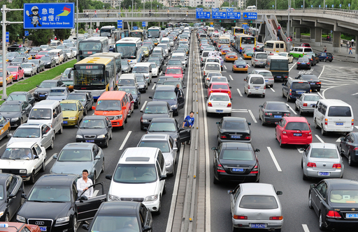 交通渋滞はビジネスチャンス、中国で登場した新サービス