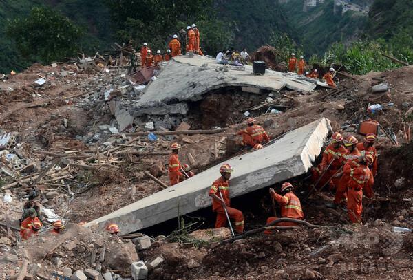 桁外れの犠牲者が出る中国の自然災害 中国のビジネスリスク(5)~自然 ...