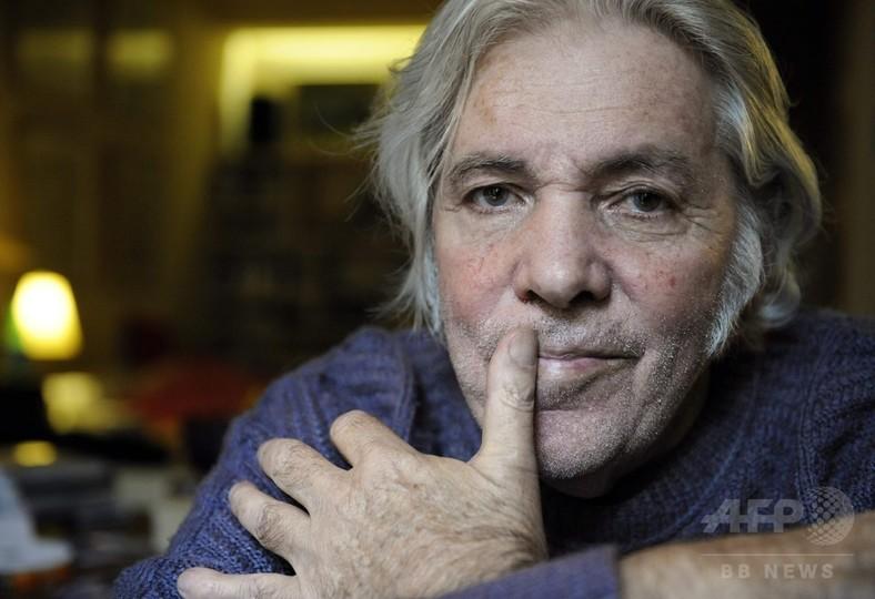 映画『男と女』の歌手ピエール・バルーさん死去