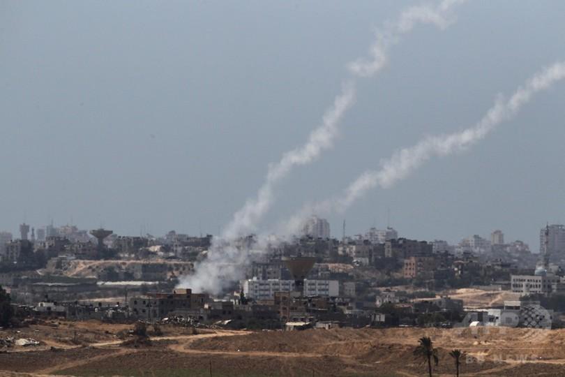 ハマス、イスラエルとの停戦交渉終了を宣言 テルアビブ便に警告