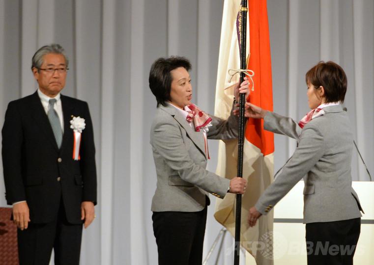 日本選手団、ソチ五輪で女子がは...
