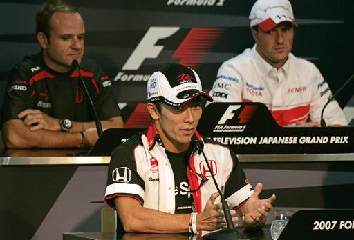 佐藤琢磨 日本GPへの意気込みを語る