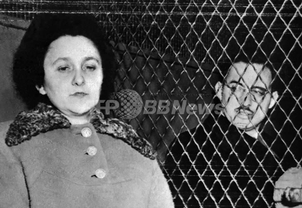 ローゼンバーグ事件の元受刑者、半世紀以上前のスパイ行為認める