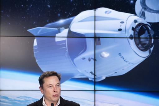スペースX、ISSの高度超える民間宇宙旅行プラン発表