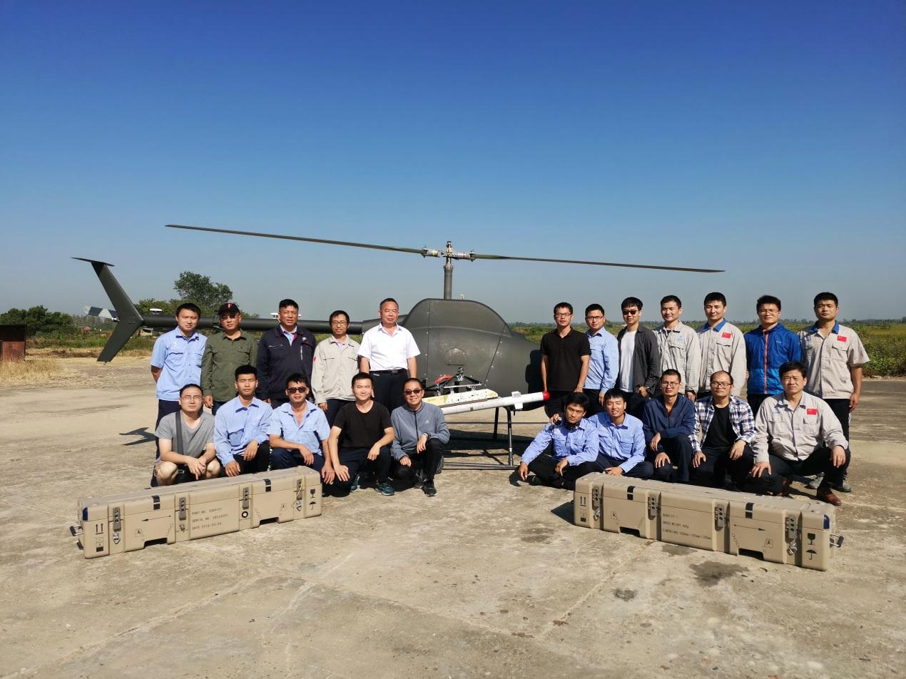 中国の無人ヘリAV500BW、ミサイル射撃試験に再度成功