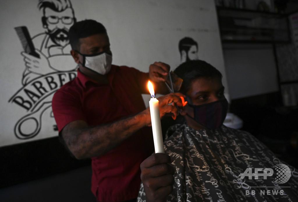 スリランカ全土で停電 発電所でトラブル