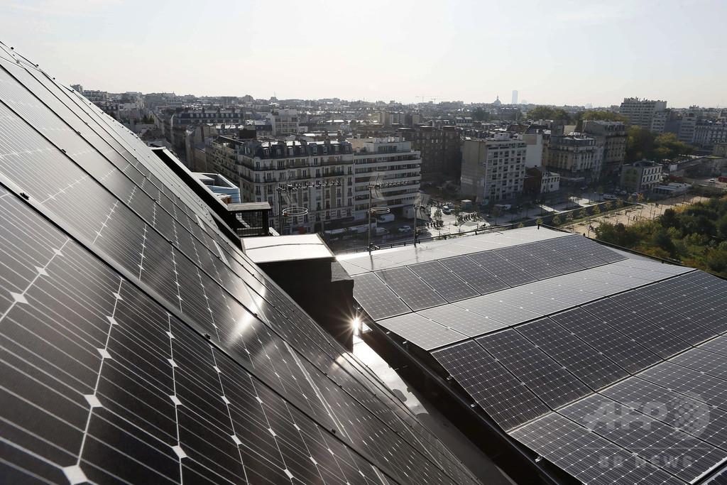 新技術で太陽電池の発電効率が向上 豪研究