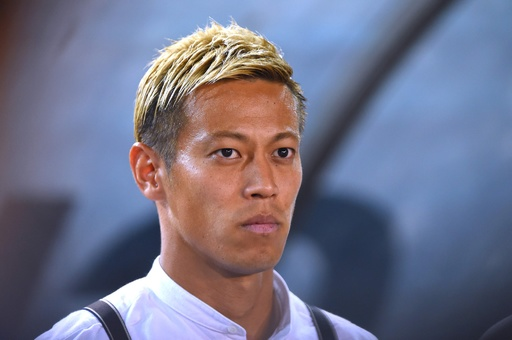 本田圭佑、ブラジル1部のボタフォゴに移籍