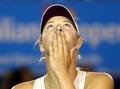 シャラポワ ヤンコビッチを降し2年連続全豪決勝進出