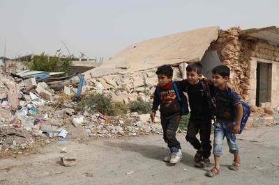 シリア・イドリブ、非武装地帯の設置期限 過激派撤退の動きなし