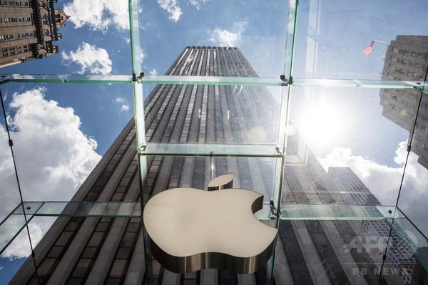 米アップル、電気自動車開発を加速 19年の投入視野
