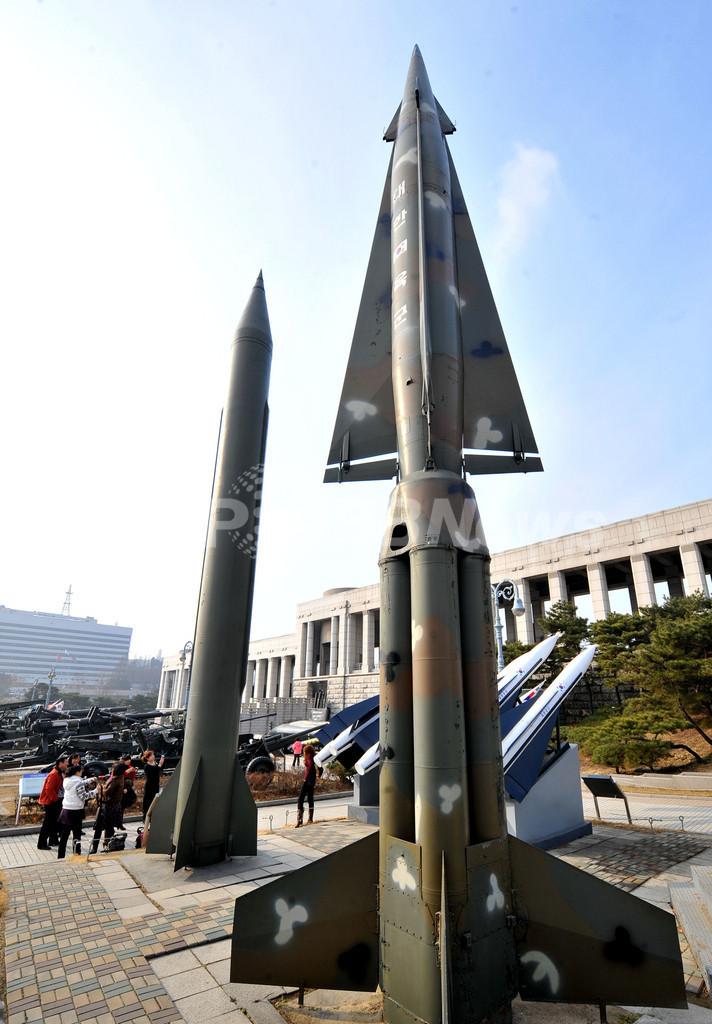 北朝鮮、ロケット組み立てを開始か 打ち上げは春か