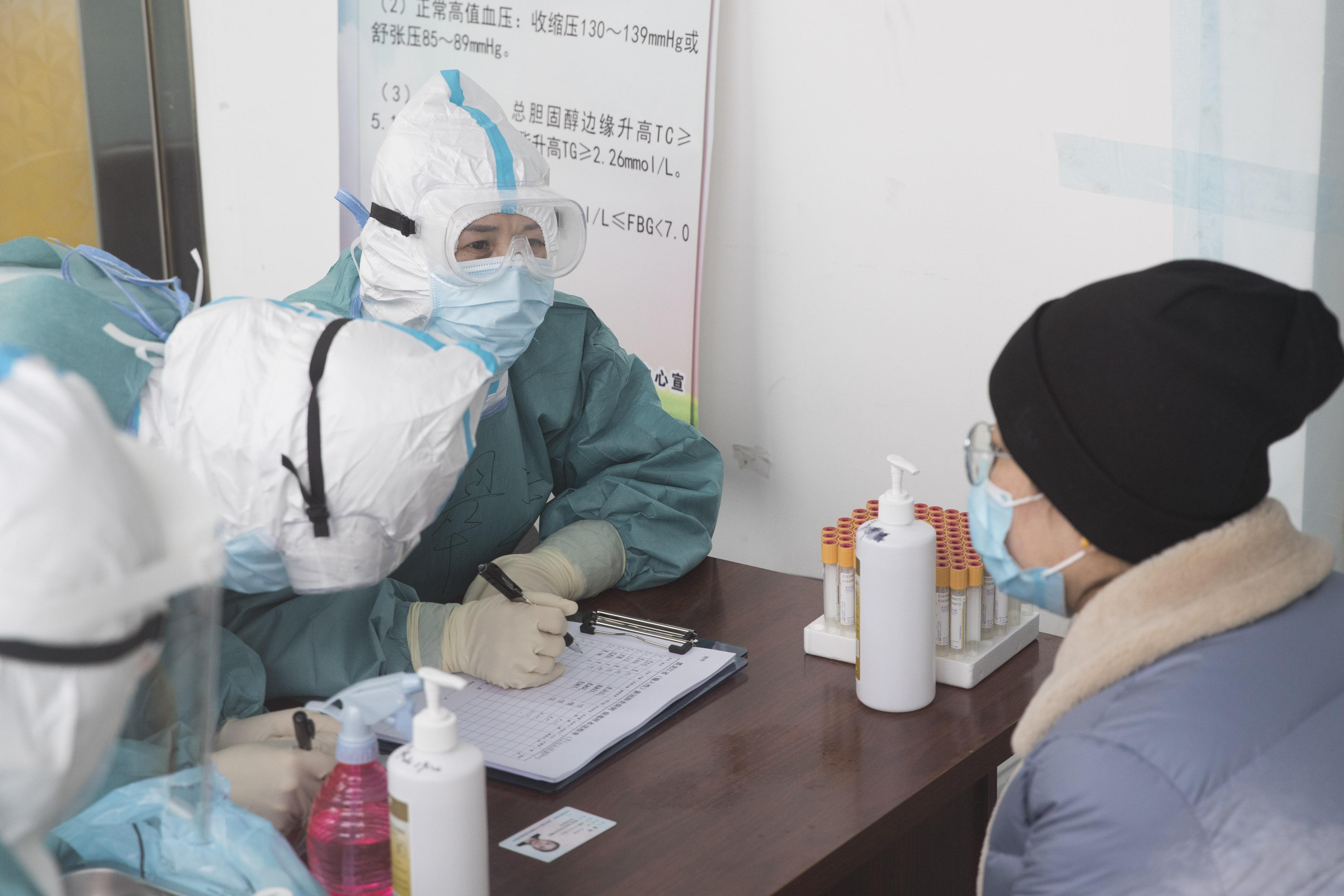 新型コロナ、中国本土で新たに5人感染確認