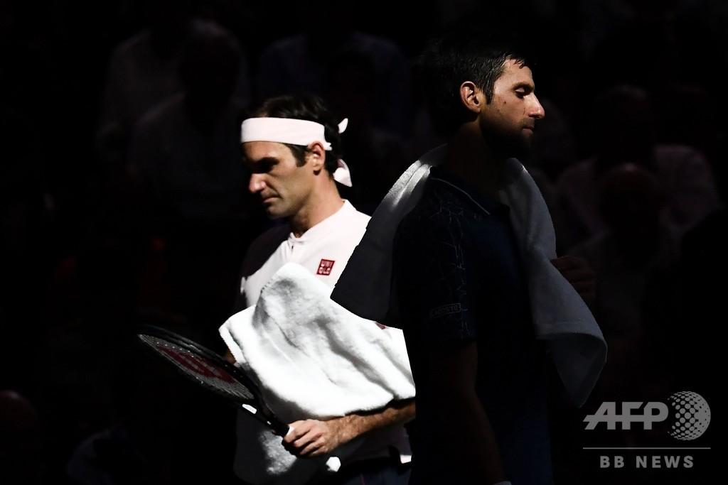 ジョコビッチとフェデラー、新設の男子団体戦ATPカップ開催を歓迎