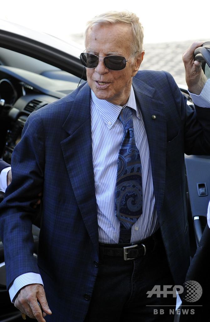 イタリアの「天才」映画監督ゼフィレッリ氏死去、96歳