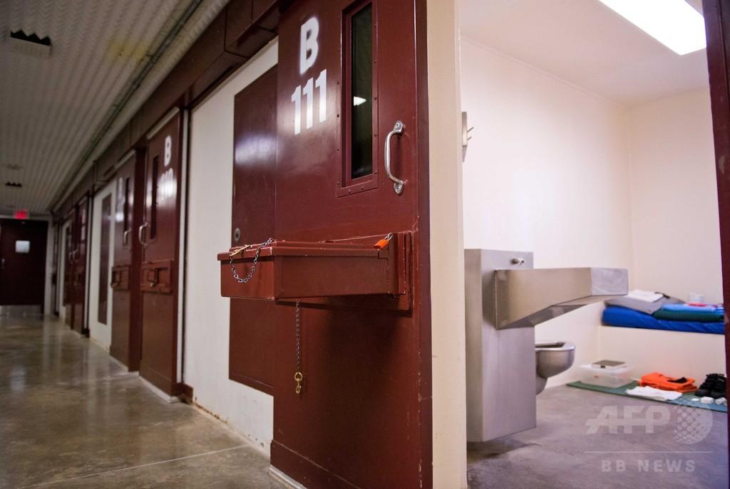グアンタナモ湾米軍収容所、被収容者の高齢化進む