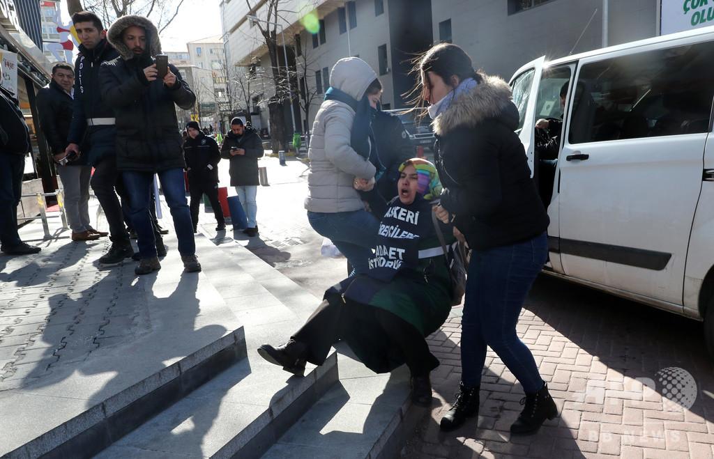 「トルコに正義を」 息子の無実を信じ立ち上がった母親