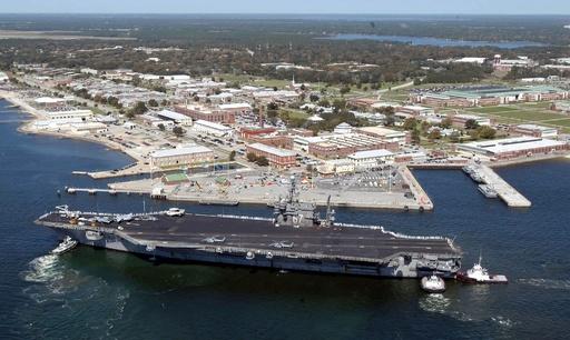 米海軍基地で銃撃 サウジ訓練生が3人殺害