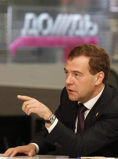ロシア、原発安全性強化案を提案へ 5月のG8首脳会議で