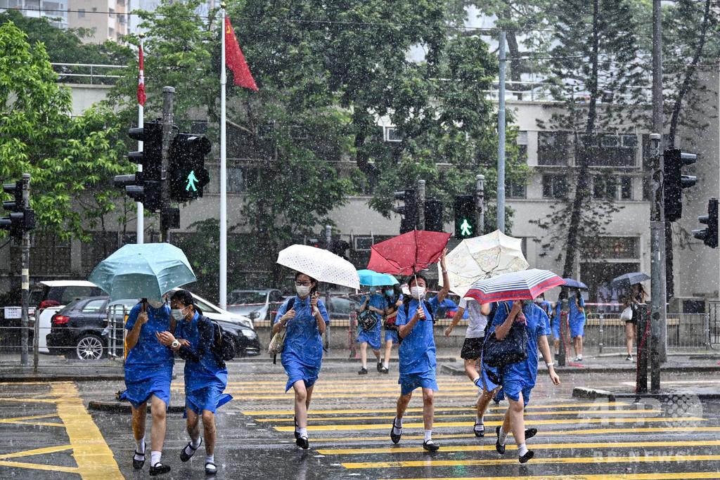 香港、13日から全校休校 コロナ感染急増で夏休み前倒し