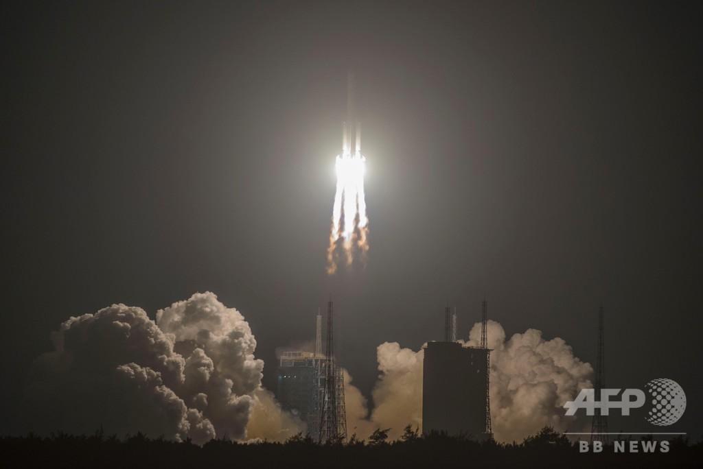 中国、2020年に新型有人宇宙船を打ち上げ