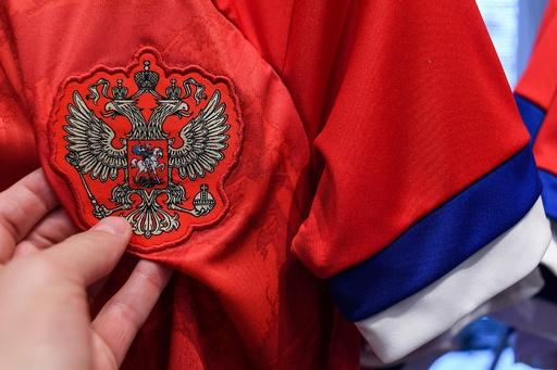 サッカーロシア代表、アディダスの新ユニ着用を拒否 袖配色が国旗と逆