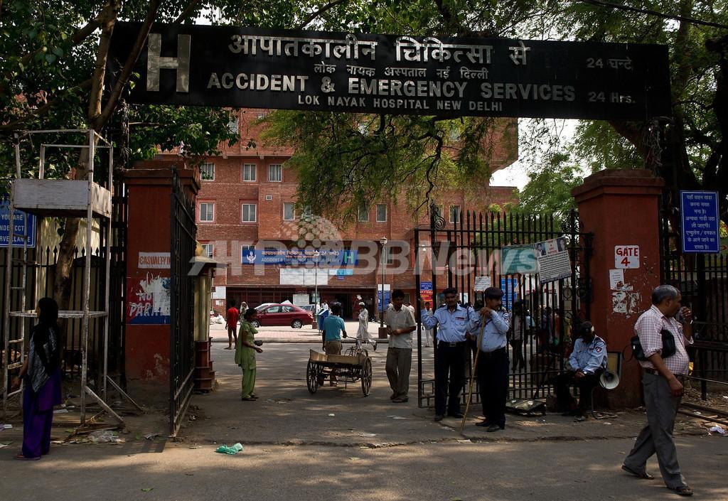 インド集団強姦事件、被告1人が重体 勾留中に暴行か