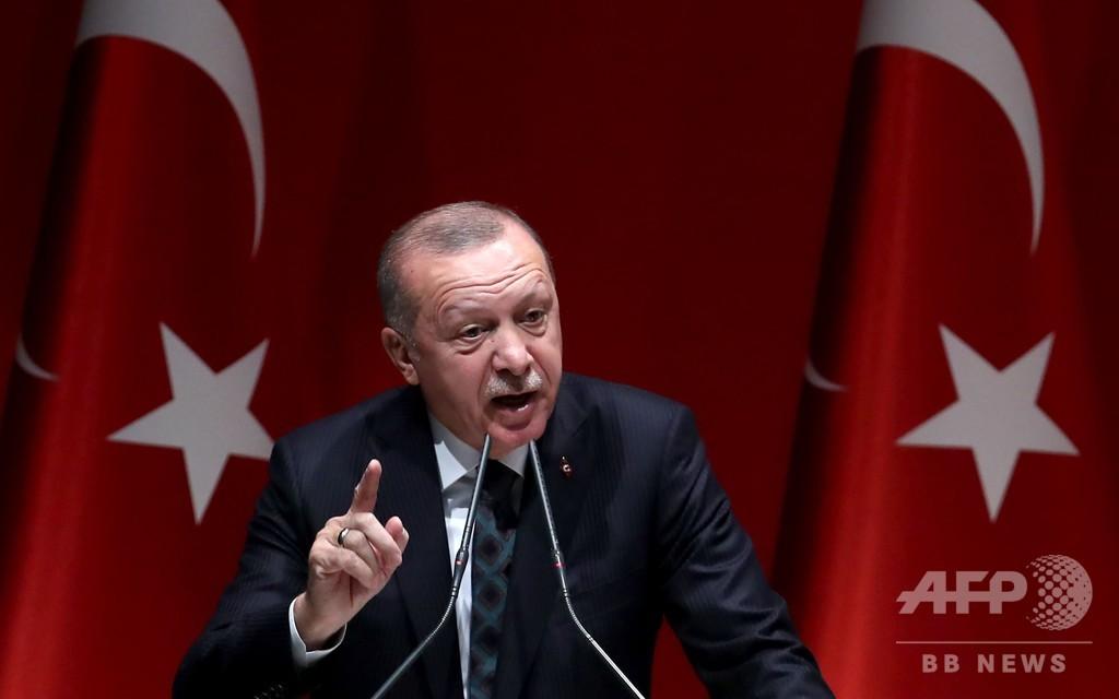 「停戦などできるはずがない」 トルコ大統領、米の仲介申し出を一蹴