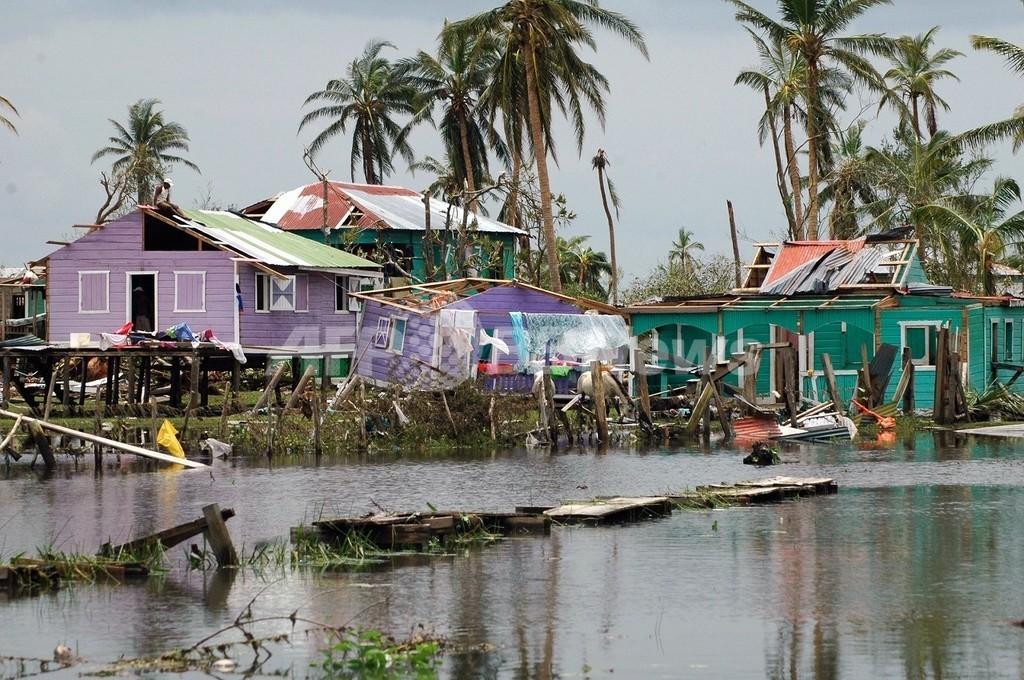 07年に自然災害で最も被害を受けた国、バングラデシュや北朝鮮など