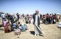 シリアのクルド人、6万人以上がトルコに避難 イスラム国が攻勢