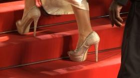 カンヌ映画祭、ヒールは「任意」 半世紀前に設定のドレスコード